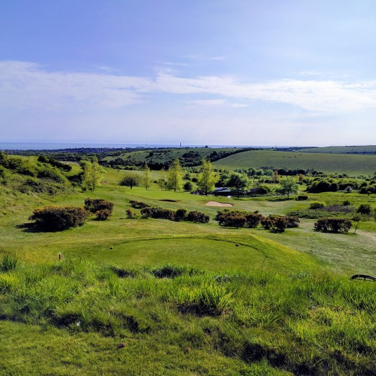 Par 3 7th - West Hove Golf Club
