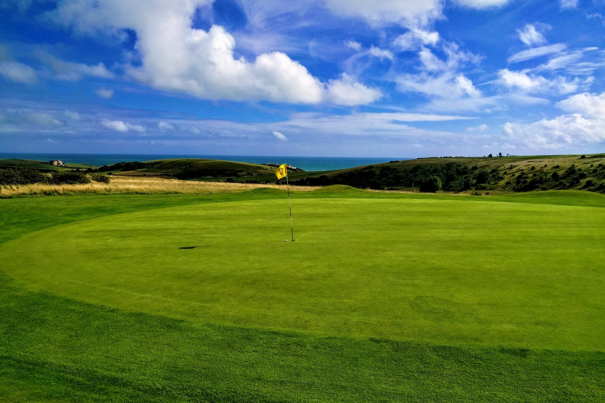 east brighton golf club course review the sussex golfer. Black Bedroom Furniture Sets. Home Design Ideas